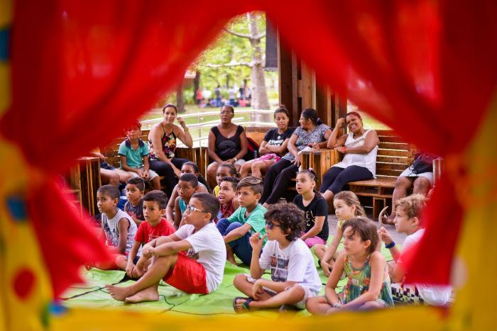 Atividades são gratuitas e voltadas para todas as idades. Foto: Daniel Tavares/PCR/Divulgação.