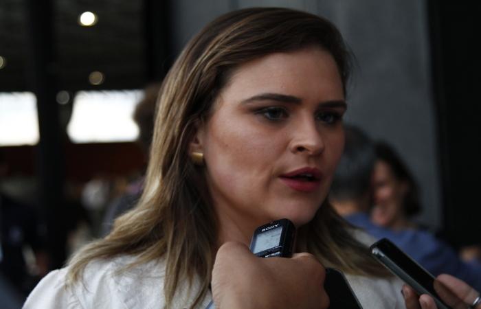 No momento atual, entre as lideranças eleitas, apenas Marília Arraes, do PT, permanece como oposição ao PSB. Ela é cotada para concorrer a Prefeitura do Recife. O deputado federal João Campos também. Foto: Leo Malafaia/Esp. DP Foto