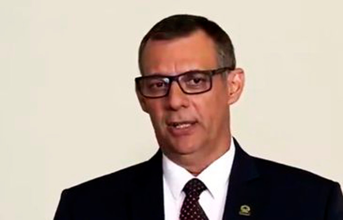 Porta-voz da Presidência da República. Foto: NBr/Reprodução