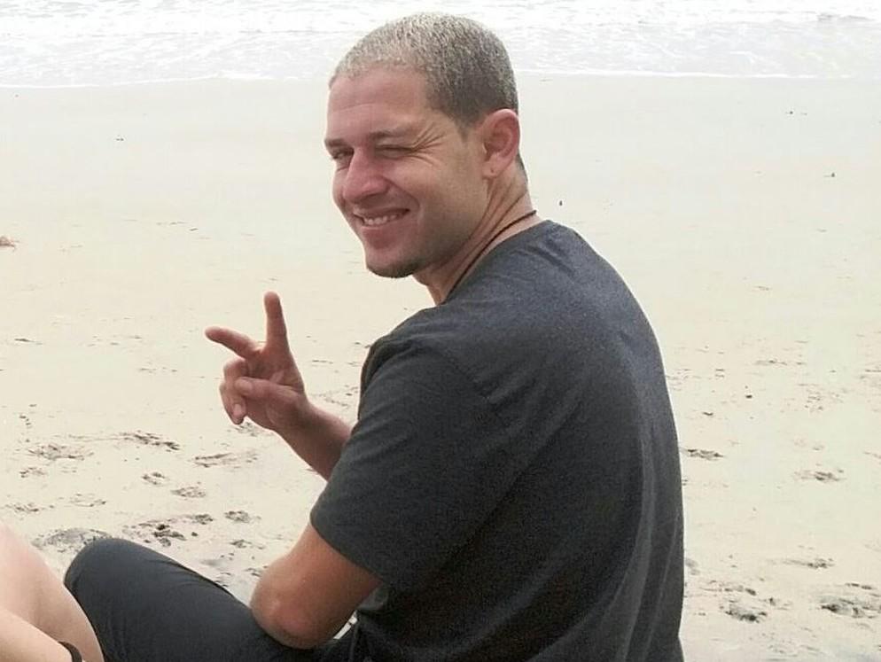 Jadson Andrade foi morto em Florianópolis. Foto: Arquivo pessoal