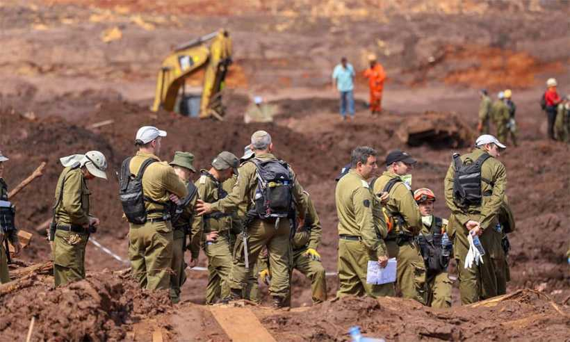 Fontes consultadas pelo EM dizem a permanência da tropa em campo foi reduzida, enquanto que sua estadia na base vinha aumentando. Foto: Divulgação Embaixada de Israel