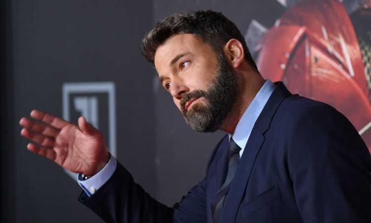 O próprio ator tuitou matéria de site americano que confirma que ele está fora do projeto. Foto: Robyn Beck/AFP