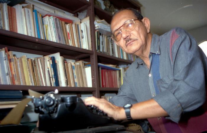 Ele morreu em 2002, vítima de complicações por um câncer na bexiga. Foto: Clemilson Campos/DP/D.A Press