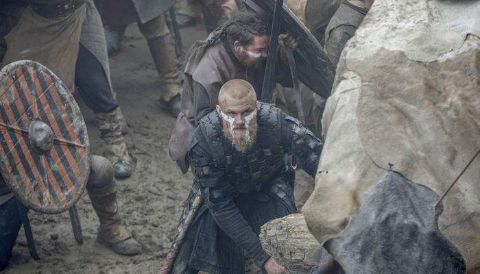 'Vikings' encerra após sexta temporada. Foto: Divulgação/History