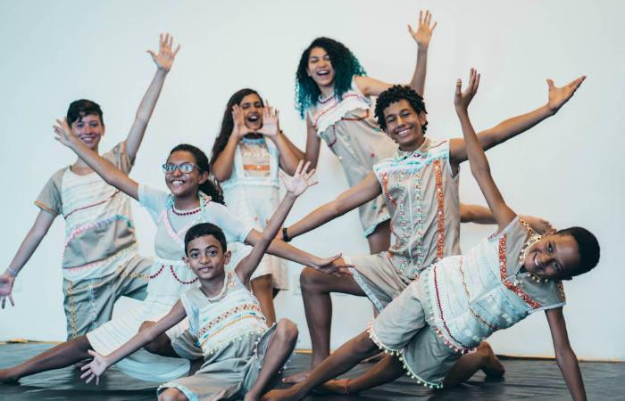 A maioria dos selecionados para a peça é ligada à Escola do Frevo. Foto: Bel Araújo/Divulgação