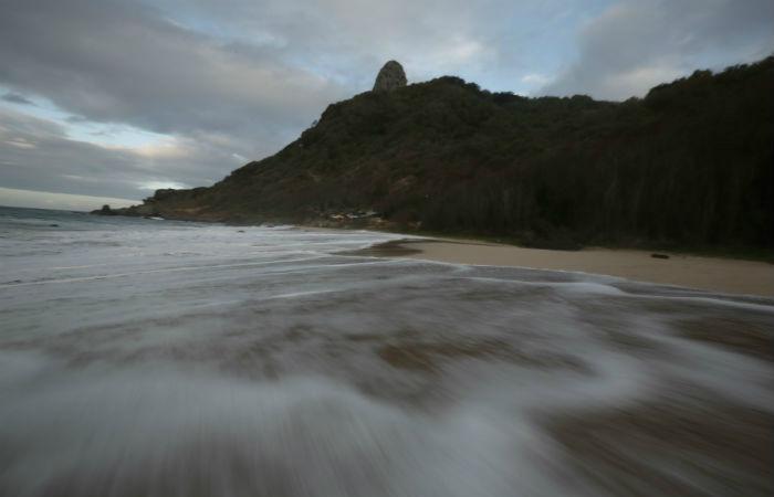 O crime aconteceu na madrugada da última sexta (1º), por volta das 4h, na Praia da Conceição. Foto: Teresa Maia/DP.