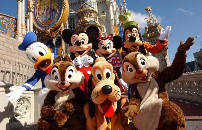 Parque da Disney em Orlando (EUA). Foto: Walt Disney World/ Divulgação