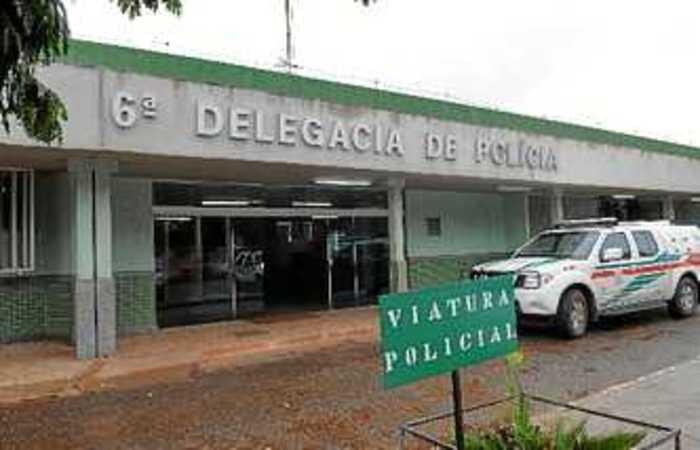 A 6ª Delegacia de Polícia (Paranoá) investiga o caso: acusado autuado por duplo estupro de vulnerável, roubo e violação de domicílio. Foto: Adauto Cruz/CB/D.A Press