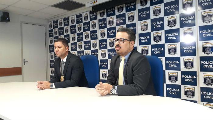 Delegado José Custódio - Titular DP de Jaboatão. Foto: Divulgação Polícia Civil