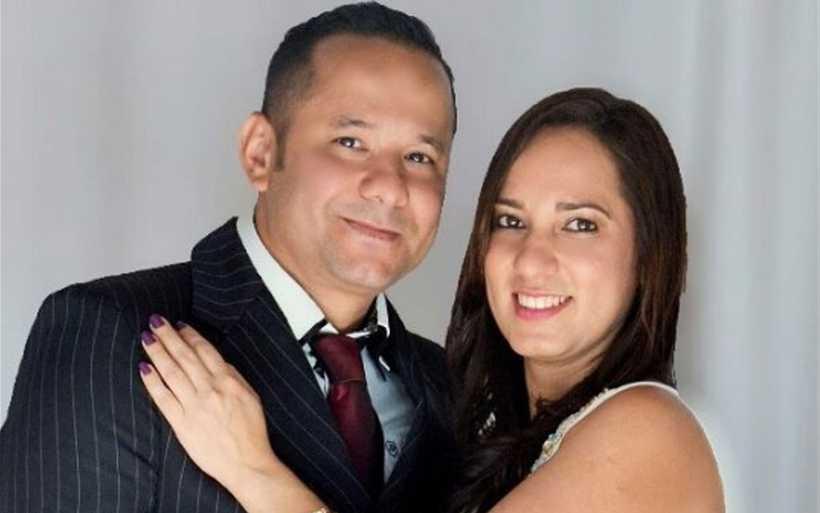 O vigilante brasileiro Dailton Gonçalves Ferreira, 45, confessou ter matado a mulher, a médica cubana Laidys Sosa Ulloa Gonçalves, 37. Foto: Reprodução/Facebook