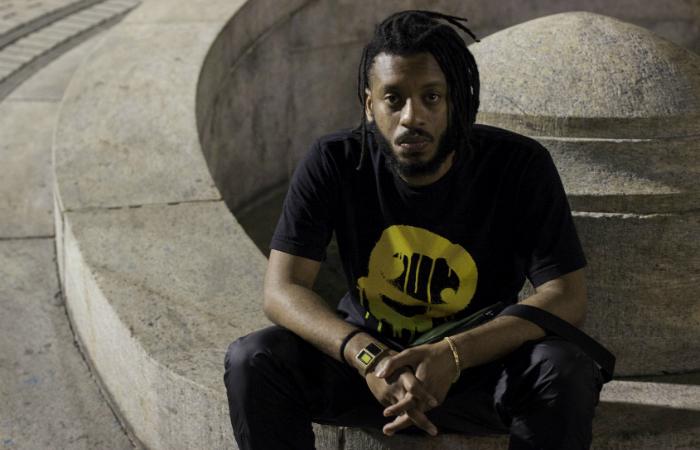 Abebe Bikila ficou conhecido por ser integrante do grupo Nectar Gang. Foto: BK/Divulgação