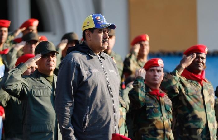 Foto: HO/Venezuelan Presidency/AFP
