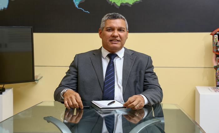 Roberto Abreu e Lima diz que inovação está entre os pontos que devem ser favoráveis à atração de investimentos. Foto: Divulgação/AD Diper (Foto: Divulgação/AD Diper)