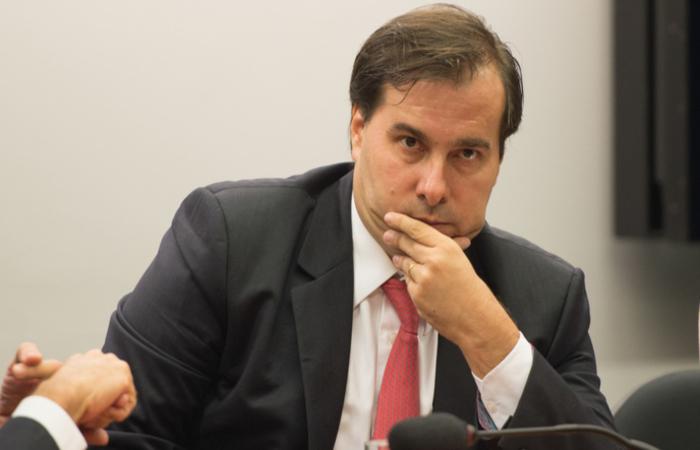 Presidente da Câmara, Rodrigo Maia deve vir a Pernambuco na próxima semana para conversar com o governador Paulo Câmara (Foto: Reprodução / Internet)