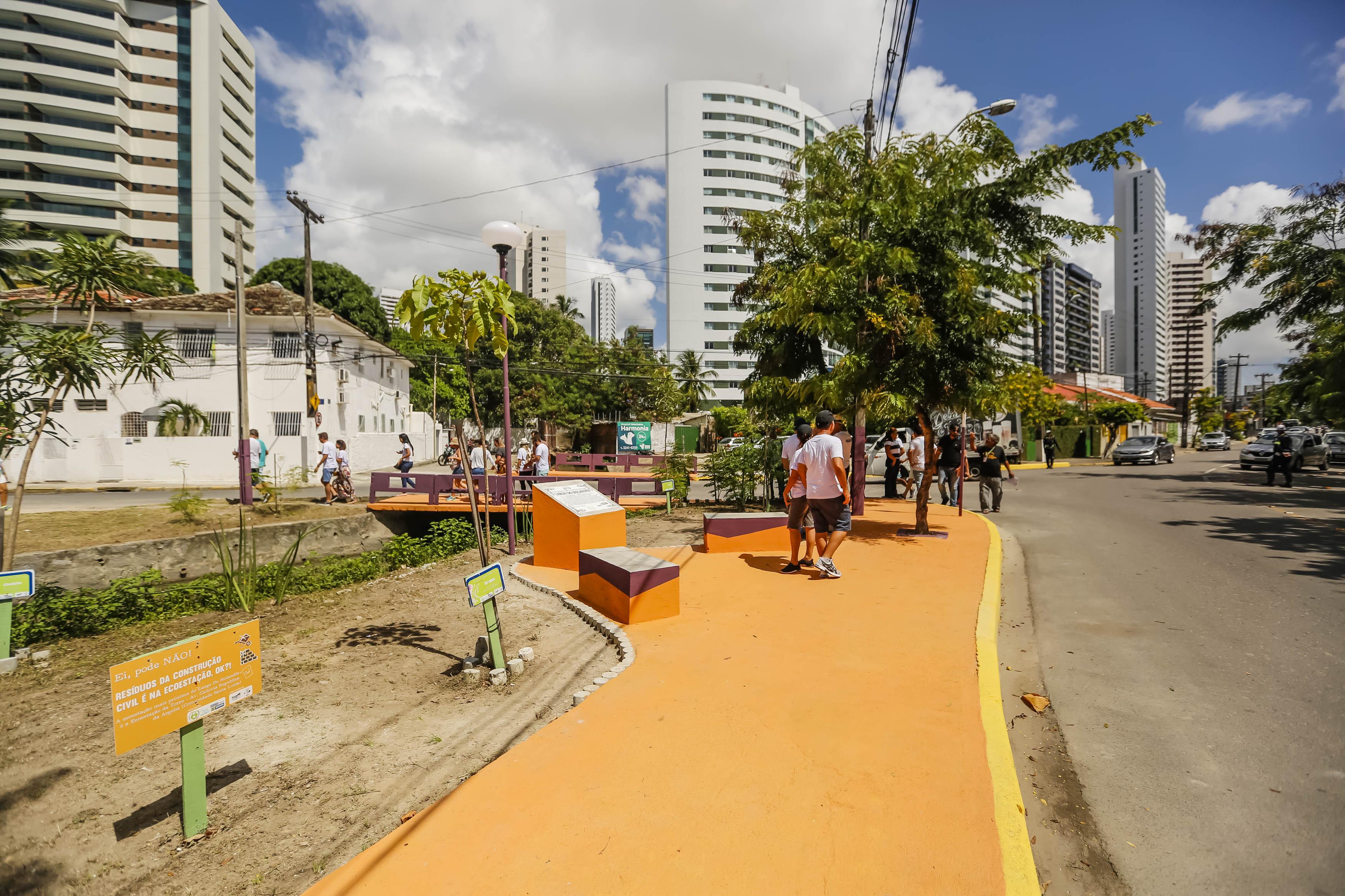 Foto: Andréa Rego Barros/Prefeitura do Recife.