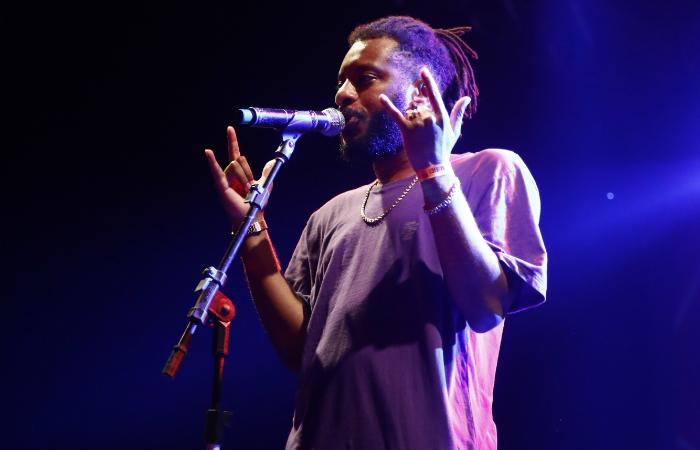 Rapper BK. Foto: Marlon Diego/Divulgação