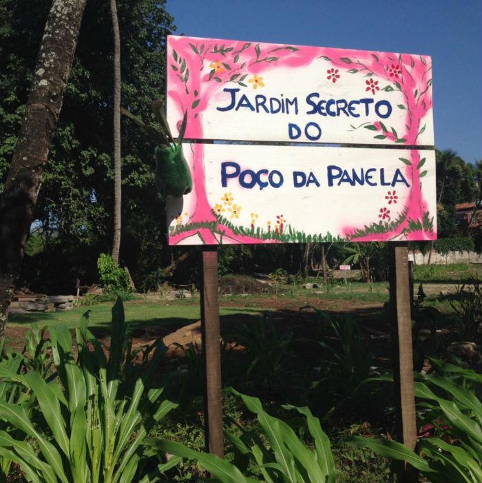 Espaço público foi inaugurado nesse domingo. Foto: Facebook/Reprodução.