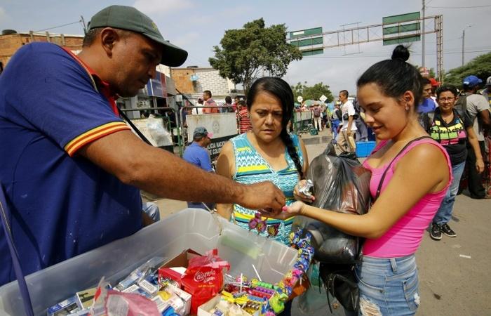 Foto: AFP / Schneyder Mendoza