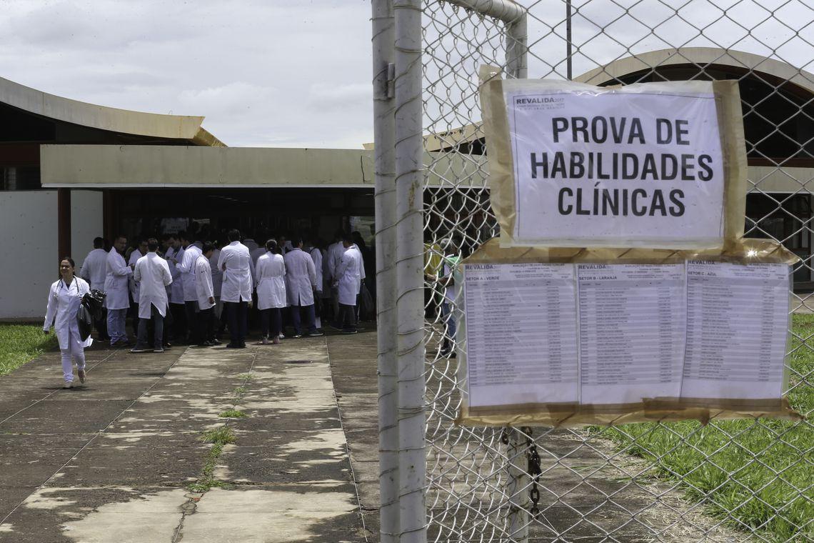 Inep constatou irregularidade na aplicação da prova. Foto: Fabio Rodrigues Pozzebom/Agência Brasil