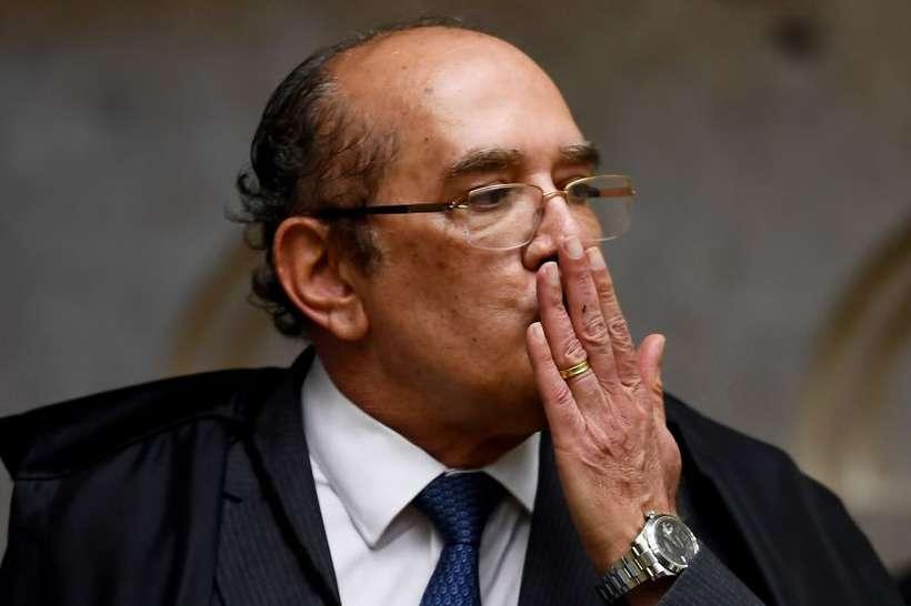 Na sexta-feira, Mendes enviou um ofício ao presidente da Corte dizendo ter tomado conhecimento de que era alvo de apuração de auditores da Receita. Foto: Evaristo Sá/AFP