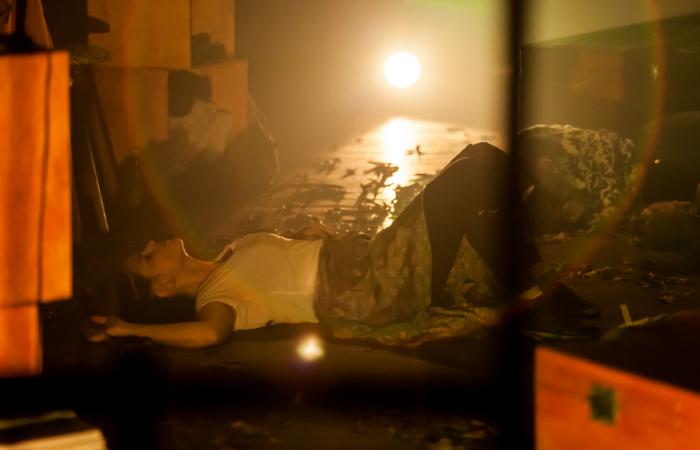 Espera o outono, Alice é uma reflexão sobre perdas, mortes, saudades e vivências. Foto: Arnaldo Sete/Divulgação