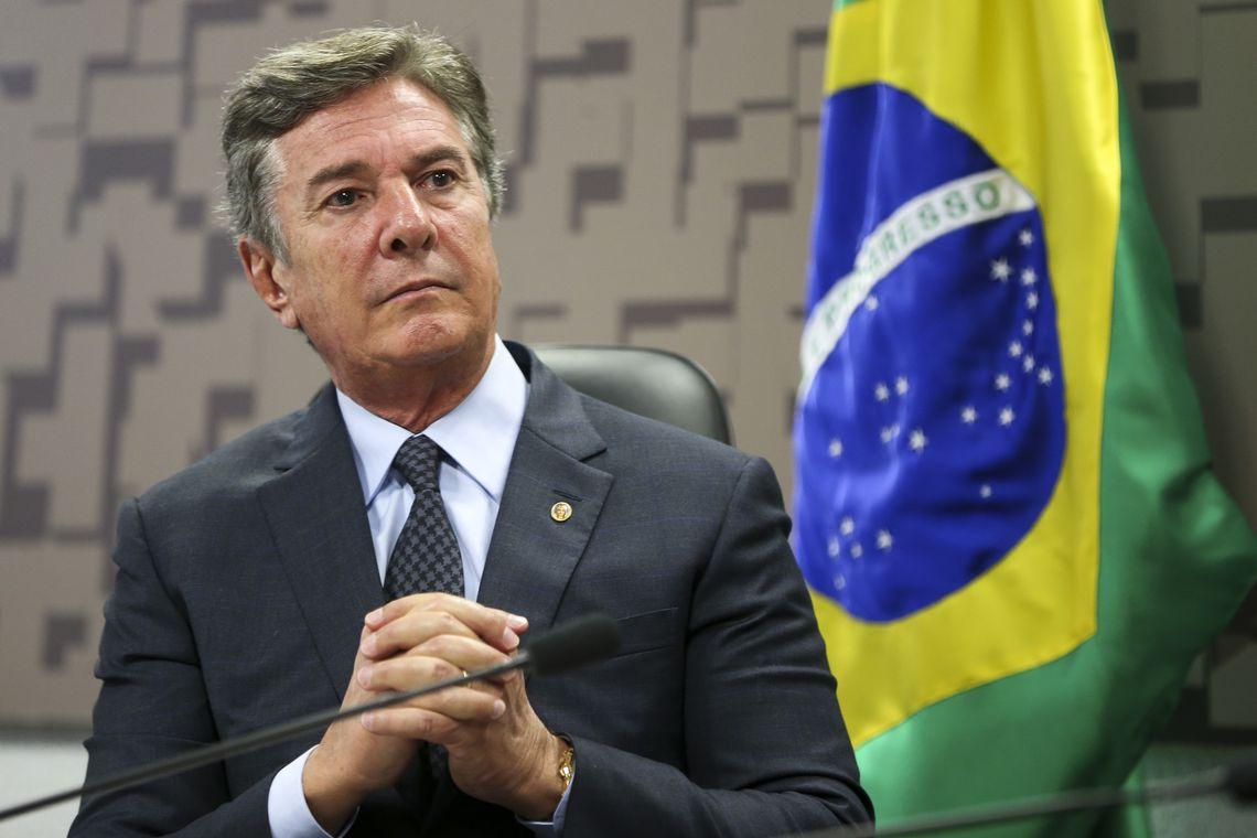 Senador responde por corrupção passiva e lavagem de dinheiro. Foto: Marcelo Camargo/Agência Brasil
