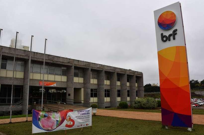 BRF anuncia recall de produtos com a marca Perdigão. Foto: Nelson Almeida/AFP