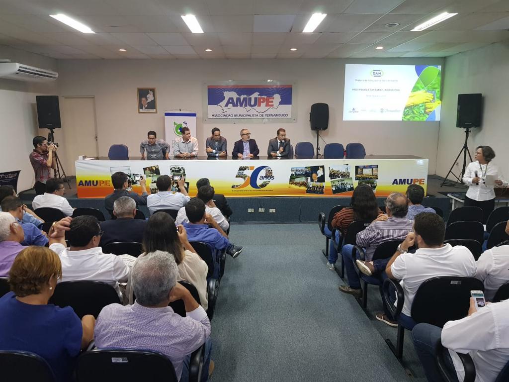 Foto: Compesa/Divulgação.