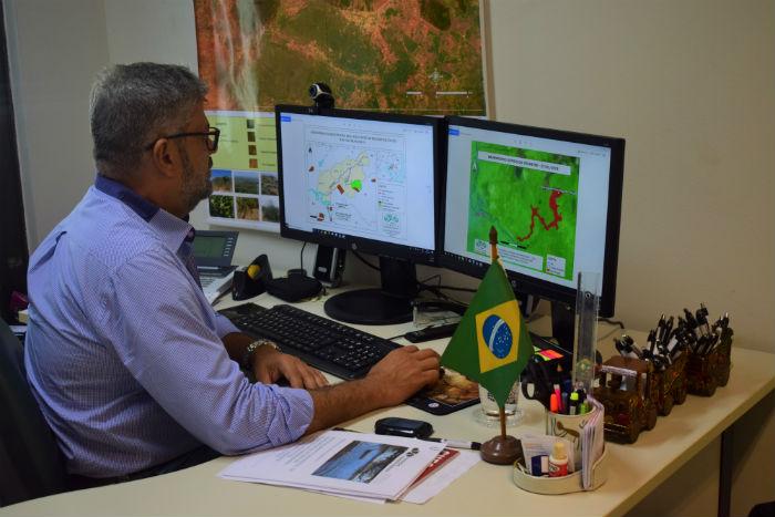 Método detecta diferenças de energia eletromagnética na água. Foto: Fundaj/Divulgação.