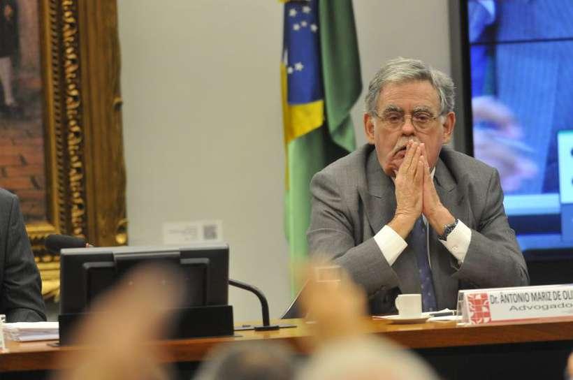 O advogado Antônio Cláudio Mariz de Oliveira. Foto: Minervino Junior/CB/D.A Press