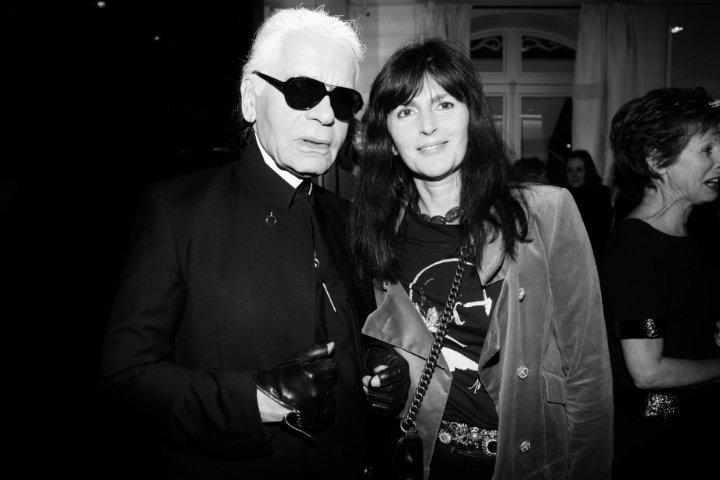 Viard, braço direito de Lagerfeld, assumirá a direção criativa da Chanel, segundo comunicado da grife. Foto: Reprodução da internet