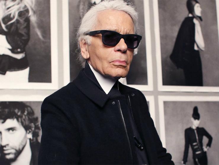 Karl era um apaixonado por livros e arte, tendo milhares de títulos em coleção pessoal. Foto: Reprodução da internet