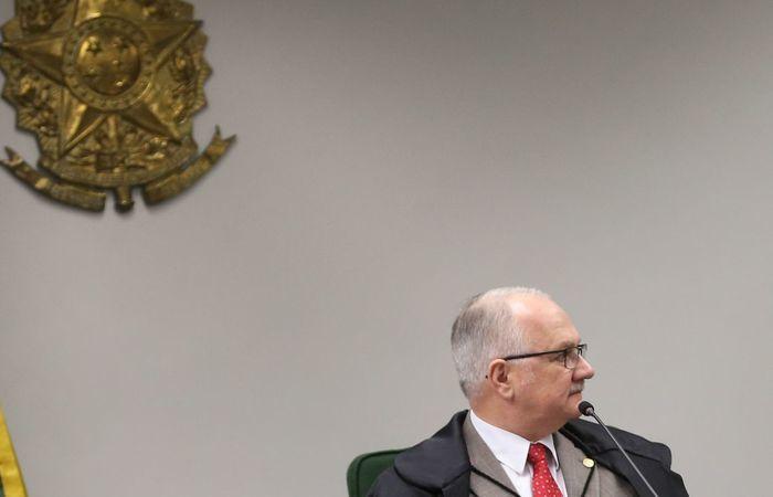 Fachin nega pedido para que ação de irmão Vieira Lima vá para primeira instância . Foto: Valter Campanato/Agência Brasil