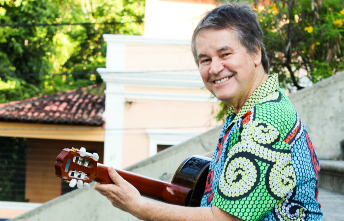 Artista quer fomentar a produção musical no período do carnaval. Foto: Rhaiza Oliveira/Divulgação