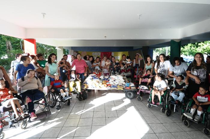 Ações são organizadas pela ONG Amar. Crédito: João Velozo/Esp. DP