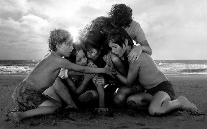 Roma pode levar o Oscar de melhor filme e de filme em língua estrangeira. Foto: Netflix/Divulgação.