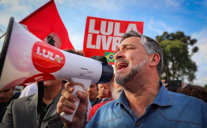 Paulo Pimenta, líder do PT na Câmara, diz que não tem pressa para definir as comissões. Foto: Ricardo Stuckert/Instituto Lula