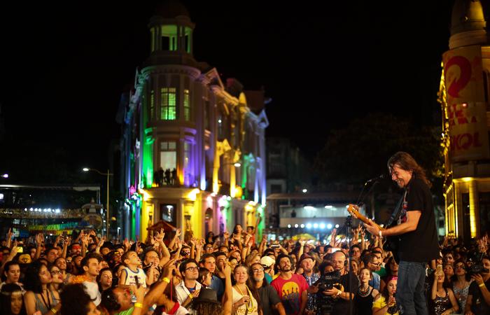 Carnaval nas ruas de Pernambuco. Foto: Wagner Ramos/PCR/ Divulgação