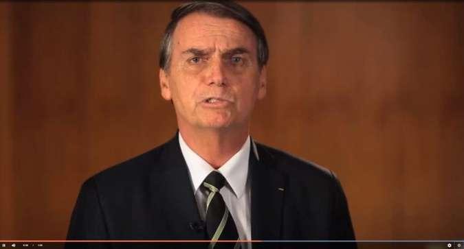 Presidente citou que o Brasil gasta mais em educação em relação ao Produto Interno Bruto (PIB) do que a média de países desenvolvidos, mas ocupa as últimas posições na Programa Internacional de Avaliação (PISA). Foto: Reprodução/Youtube