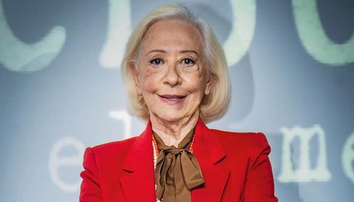 A atriz de 89 anos é uma das maiores estrelas da dramaturgia brasileira. Foto: Divulgação/TV Globo