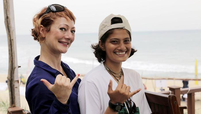 Documentário Chicks on Board é uma das atrações do canal OFF no Dia da Mulher. Foto: Divulgação