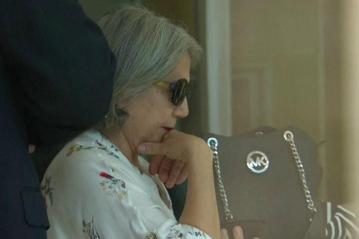 Maria de Lourdes Paixão. Foto: TV Globo/Reprodução