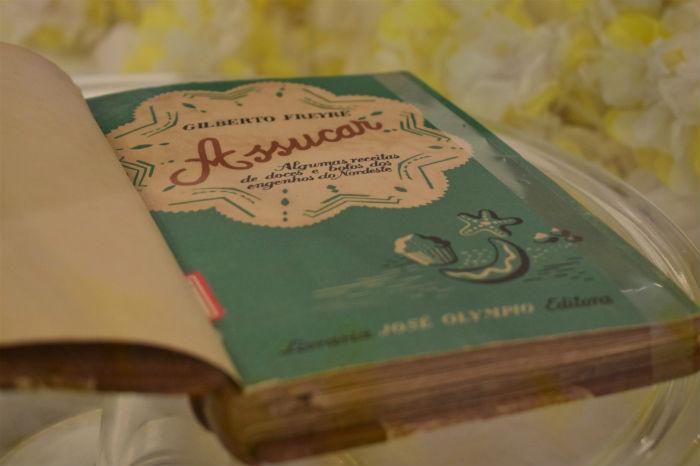Primeira edição de 'Assucar' será exposta. Foto: Fundaj/Divulgação.
