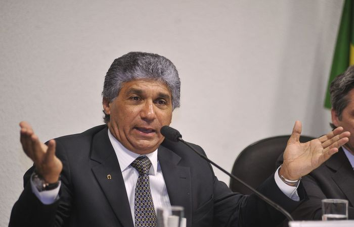 Na quinta, Paulo Vieira de Souza foi indiciado pela Polícia Federal por lavagem de dinheiro e formação de quadrilha. Foto:Agência Brasil (Foto:Agência Brasil)