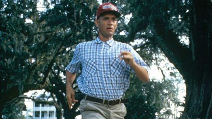 Forrest Gump ganhou seis estatuetas do Oscar. Foto: Paramount Pictures/Divulgação.