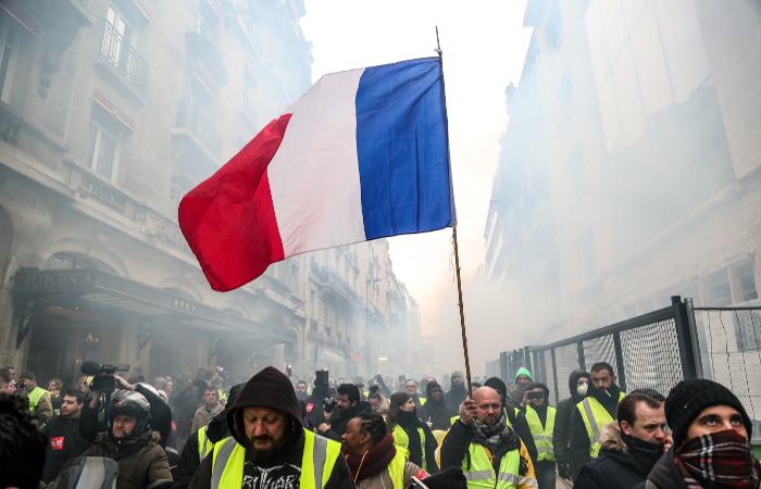 Foto: Zakaria Abdelfaki/AFP