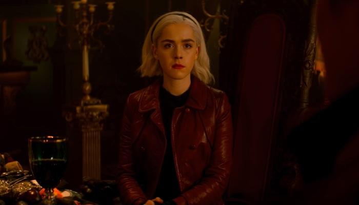 Sabrina retorna para a segunda temporada em 5 de abril. Foto: Divulgação/Netflix