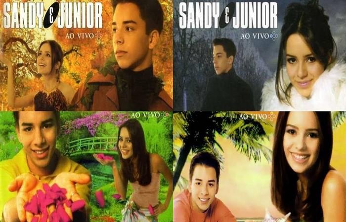 Álbum As quatro estações, lançado em 1999. Foto: Reprodução