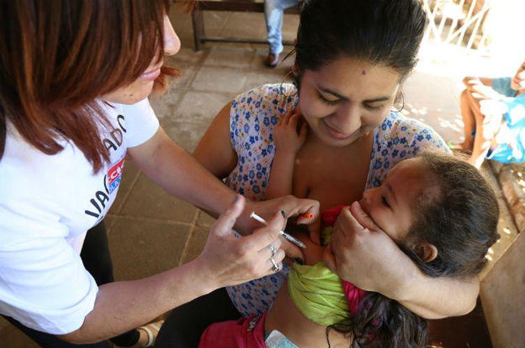 Para Isabella Ballalai, é possível reverter quadro de surto. Foto: OMS/ONU