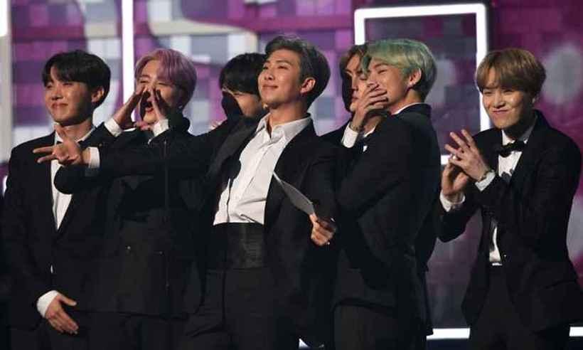 Grupo BTS gerou US$ 3,6 bilhões à Coreia do Sul em 2018. Foto: ROBYN BECK
